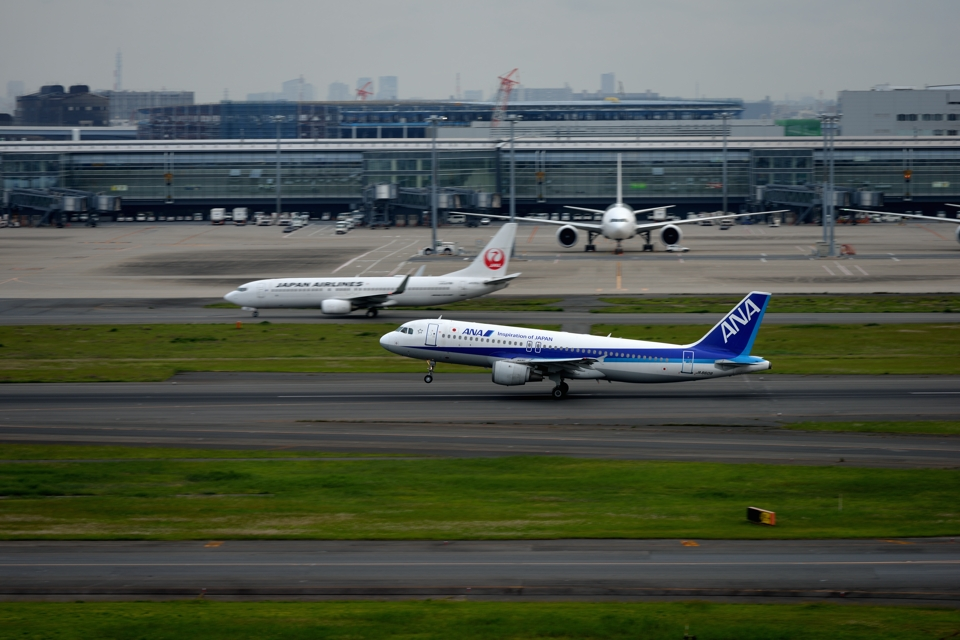 ANAとJAL