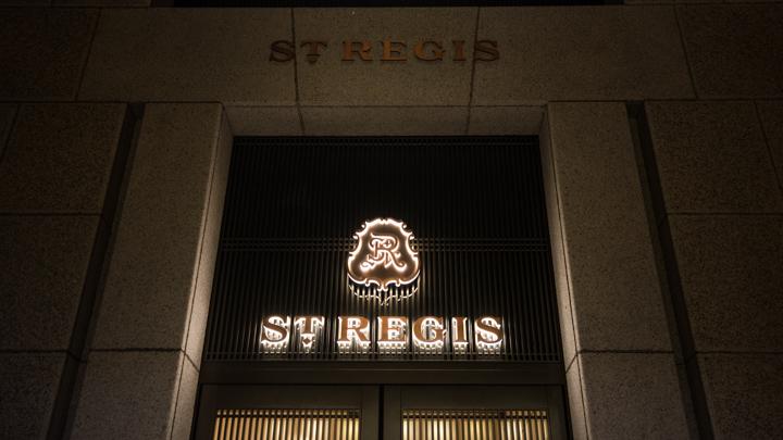 St.REGIS OSAKA