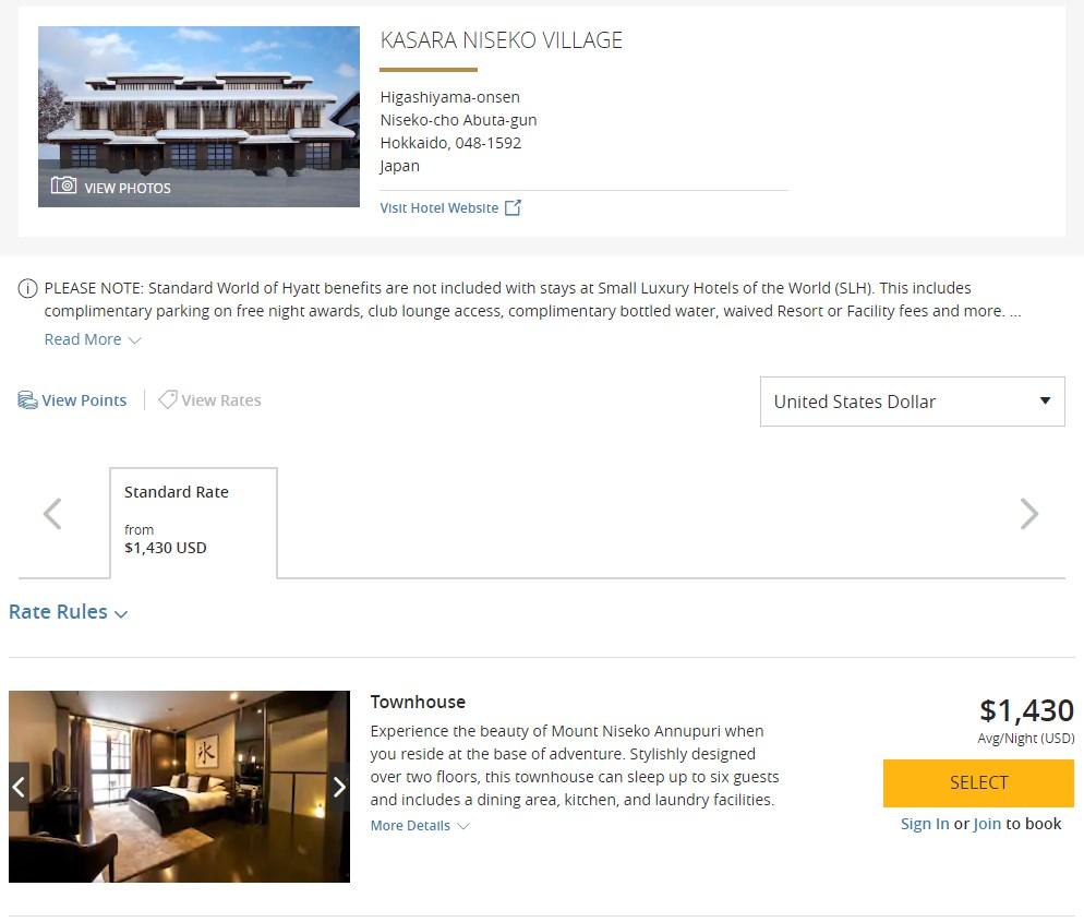 KASARA NISEKO VILLAGEの客室料金検索結果。